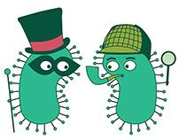 Puzzles about Microbes
