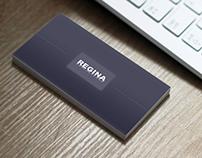 Regina Business Card