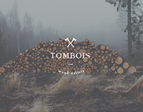 Tombois Wood Artist Logo