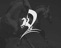Horse Riding Club   Logo Design