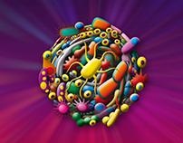 La planète des bactéries
