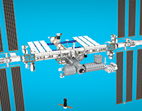 ISS Animation Toon (WIP)