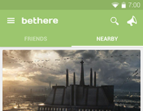 Bethere UI/UX