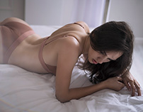 BEHIND CLOSED DOORS - Editorial for Art of Nude