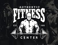 Bodybuilding emblems