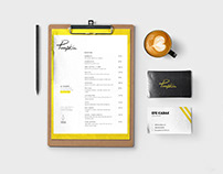 Pumpkin - Cafe Branding