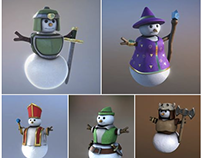 The Snowman RPG Project