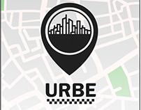 APP:URBE / UI