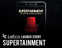 LeEco Launch Event - Supertainment