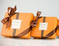 Cyril Macarons Packaging