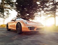 CGI | Porsche 911
