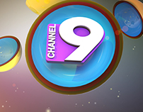 Channel 9 Logo bumper.