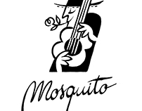 Interior Decoration and Logo - MOSQUITO Restaura