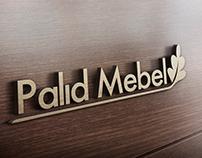 """Palıd Mebel"" Logo Conecpt"