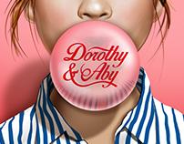 Dorothy & Aby branding