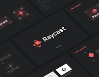 Raycast Branding