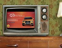 Audi Q3 - The Q Life Generator