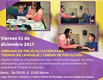 Diseños de Social Media en Fundación Pediátrica