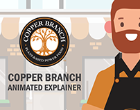 Copper Branch Animated Explainer Video