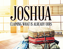 Cover & Pages - Joshua: Claiming What Is Already Ours