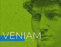 VENIAM Poster Design