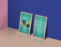 Neuro Marketing - Marketing Agency Business Card