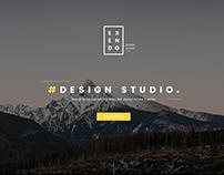 Exendo - Creative PSD Template
