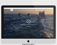 Manning Agency website re-design concept