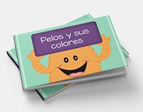 Pelos y sus colores // Diagramación e ilustración
