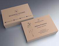 Business Studio London brand identity