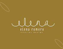 Editorial design - Elena Romero