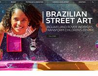 Jaguar Land Rover / Global Corporate Website