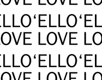 'ELLO LOVE