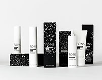 FONS Skincare Branding & Packaging Design