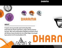Dharma Syrah (Branding & Identity)