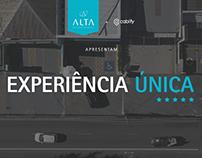Alta + Cabify - Experiência Única.
