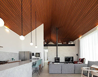 Tina's Barnhouse by Vardastudio Architects
