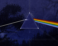Recreation of The Dark Side of the Moon