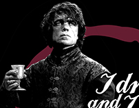 Tyrion Lannister Drinks