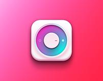 pink switch (using tutorial by sebastien gabriel)