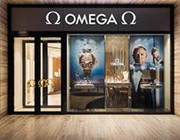 OMEGA Boutique / Artz Pedregal :: Arquitectura& DI Foto