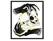 Invoked Bat Skull