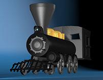 Steam Train - WIP