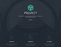 Prospect Web Project