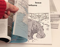 Habitat Preservation : print communication
