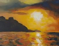 Cotoncello, Isola d'Elba, Sunset