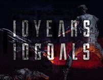 10 YEARS 10 GOALS