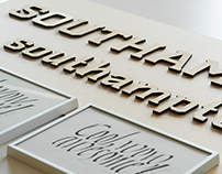 Typographic week project with David Quay