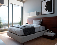 Unreal Engine 4 - Archviz Interior - Apartment - Bogotá