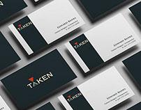 Taken Project Branding